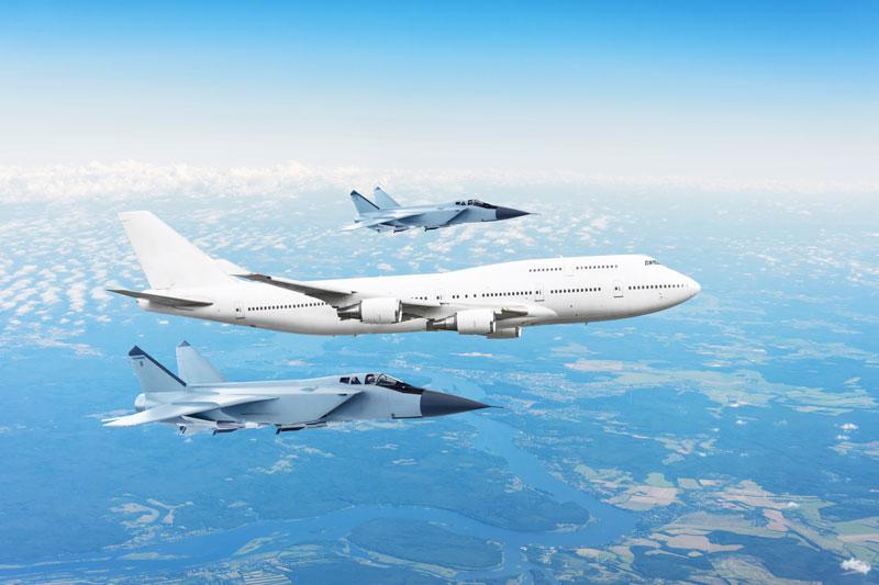 Commercial Air Escort